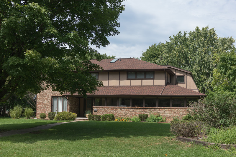 First house in Okemos