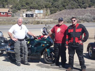Trip to San Dizz for Poppa Johnson's Bday