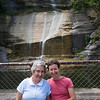 Myra and Mom, Montour Falls, NY