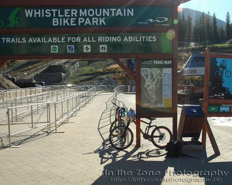 The Stink @ Whistler Mountain Bike Park