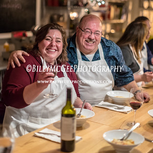 Date Night - Schola - The Aphrodisiacs Dinner - 9 Feb 2018