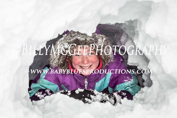 Snow Storm - 23 Jan 2016