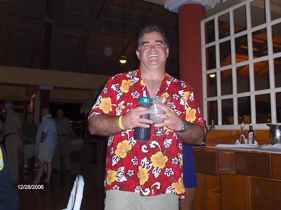 Año Nuevo 2006-07, Iberostar Punta Cana. Bávaro R.D.