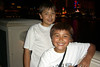 Austin and Ethan really enjoyed the Belagio fountains.