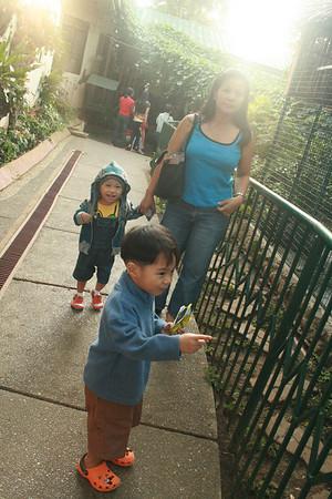 Road Trip to Residence Inn-Tagaytay