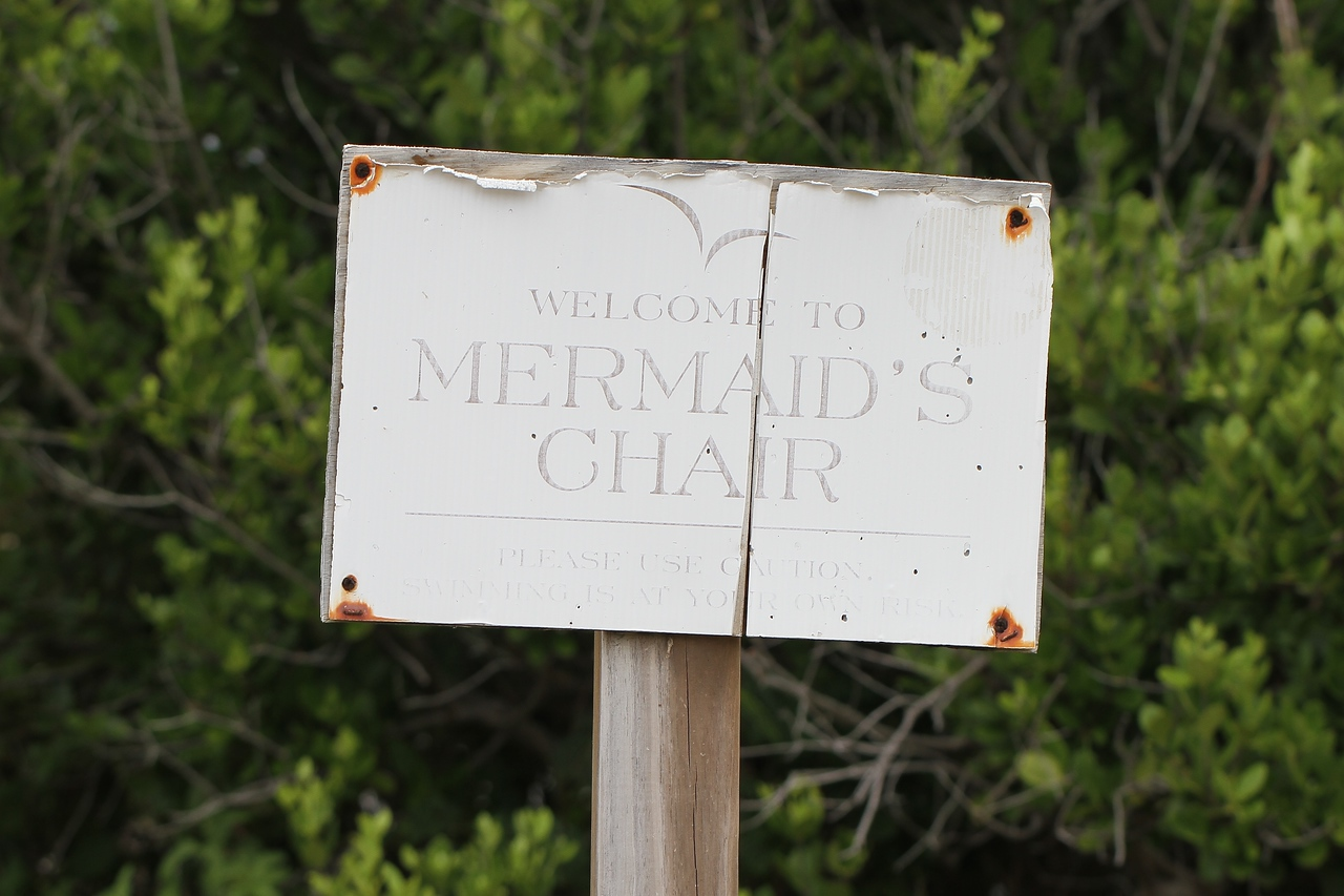 Welcome to Mermaid's Chair