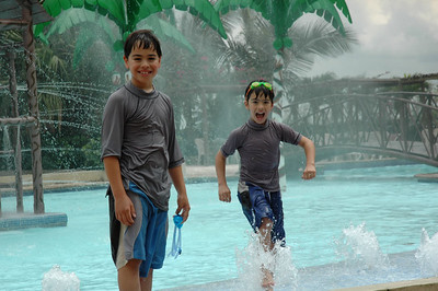 Vacaciones 2006 en Guatemala