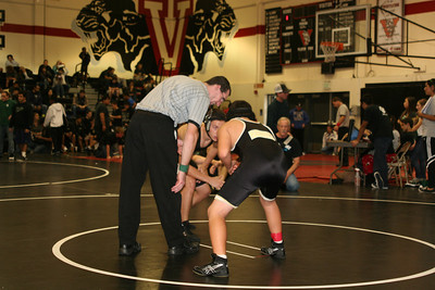 Wrestling Dec 18, 2010