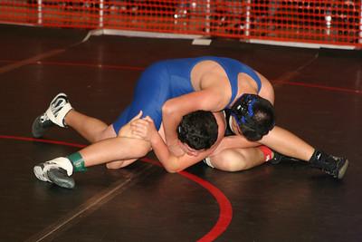 Wrestling Jan 8, 2011