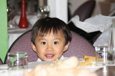 Tristan's Birthday