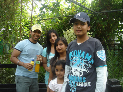 Tropical World Leeds Aug 07