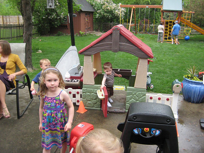 Skylar's 4th and Parkers 2nd Birthday