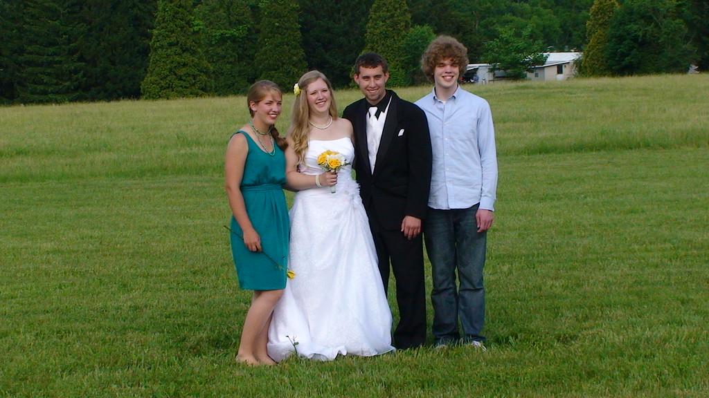 Lydia, Trudy, Bryan, Seth