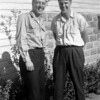 1946 Dad and Uncle Jim