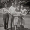 1946 Dad and Mom's friend's Family