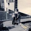 1946 Loretta and Kenny