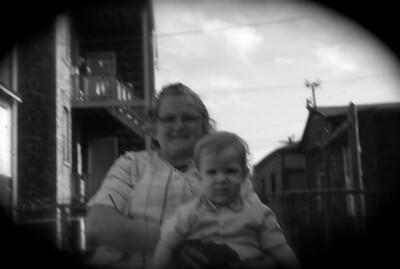 1956 John, Busha, Karlov Ave