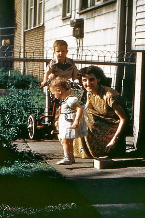 1951 El , Judi, Larry