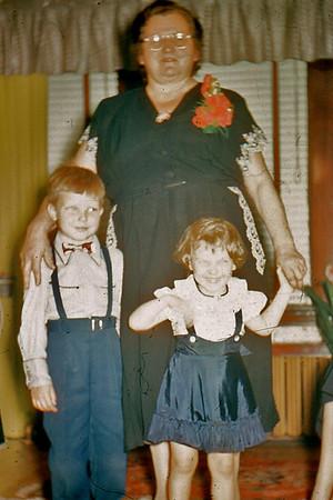 1953 Busha, Larry, Judi; October