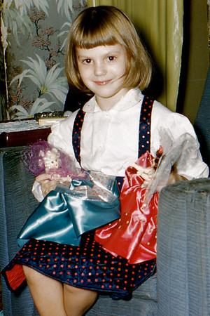 1954 Judi, Christmas