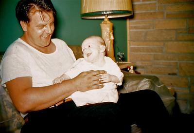 1955 Dad & John