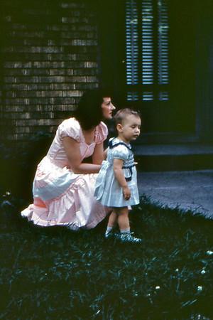 1951, Judi, Mom