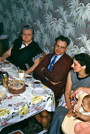 1956, Busha, Jaja, John, Judi's Birthday