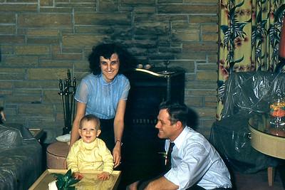1956 El, Ed, John; Waucanda