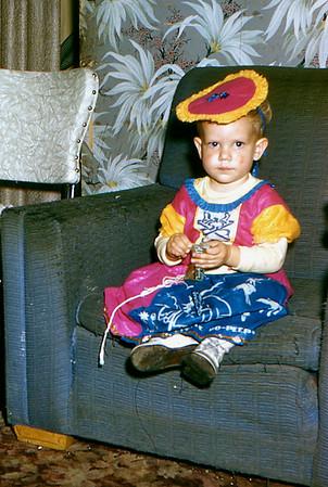 1956 Halloween, John