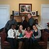 Jodi Tucker and family