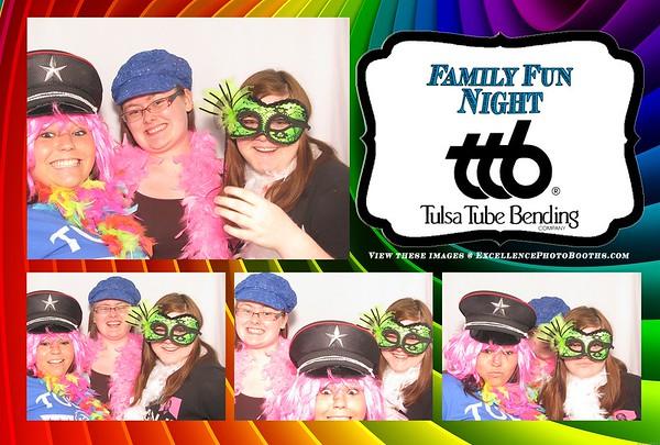Tulsa Tube Bending Family Night 2013