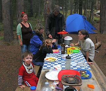 Tuolumne Camping 2012