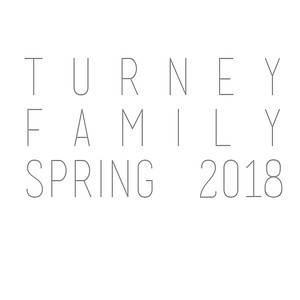 Turney Family Spring 2018