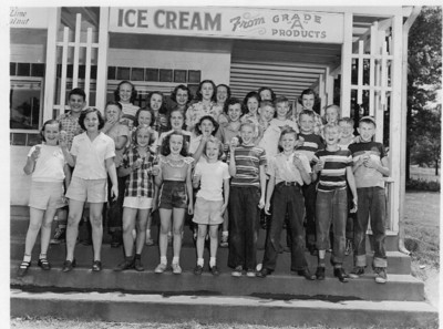 Tuscaloosa social scene 1950's