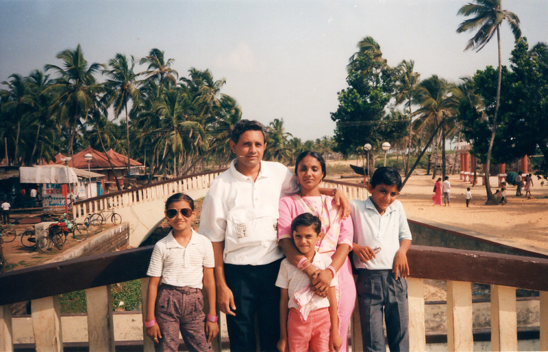 Mumbai/Goa Trip in Year 1989
