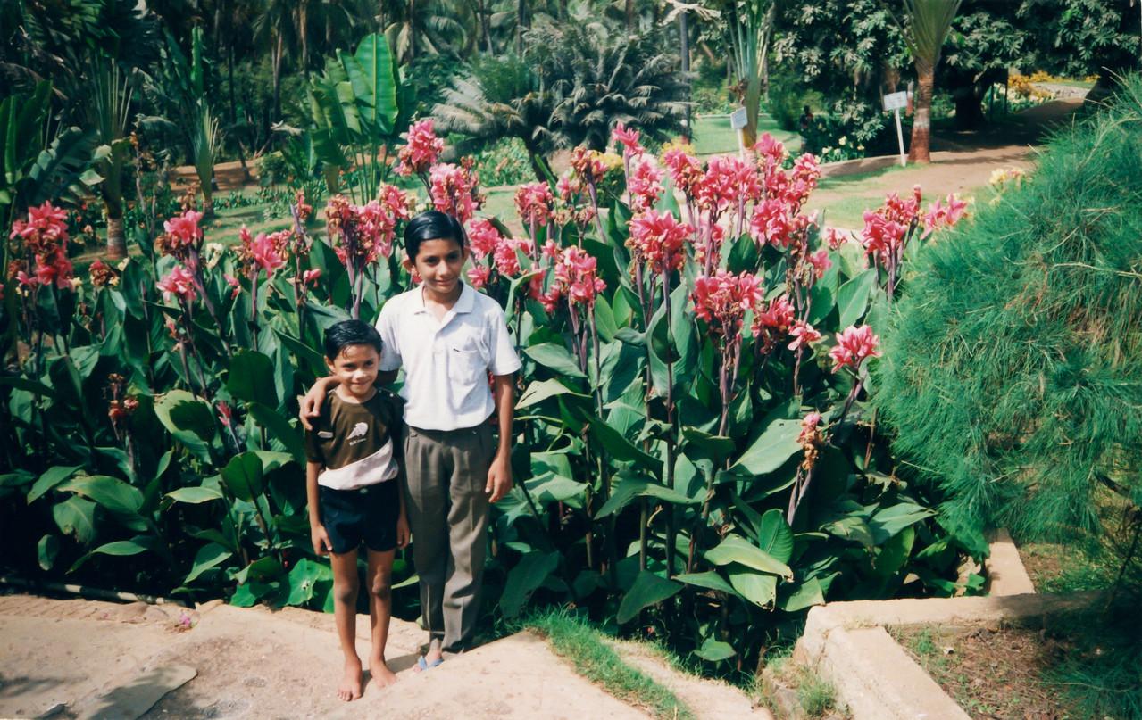 Mumbai/Goa Trip in Year 1989