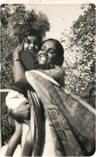 1/April/1979 - Mom and Me