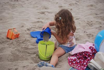 Twin Lakes Beach: 9/27/09