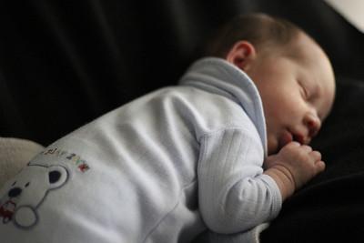 Joaquin at 3 weeks