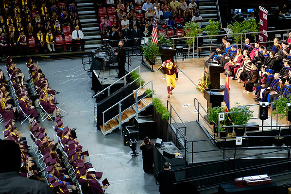 Tyler's ASU graduation - 12 May 2016