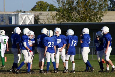 Tyler's Football Game