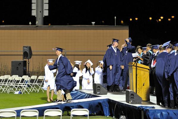 Tyler's High School Graduation - 22 May, 2008