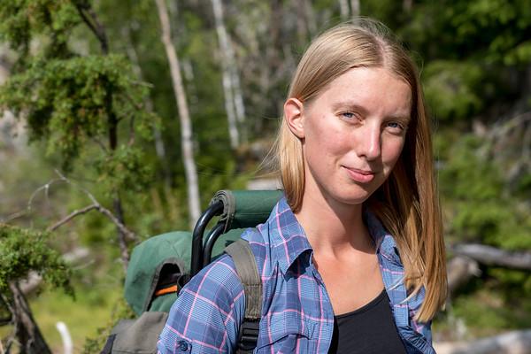 Tyresta nationalpark - Fornborgsslingan 18-08-25