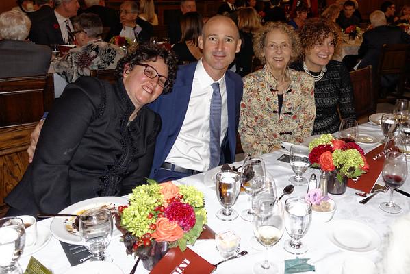 U of T Awards Dinner Nov 6 2014