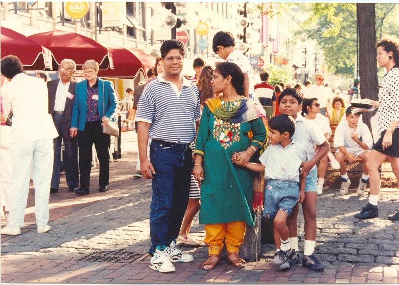 us-visit-boston-arun-family