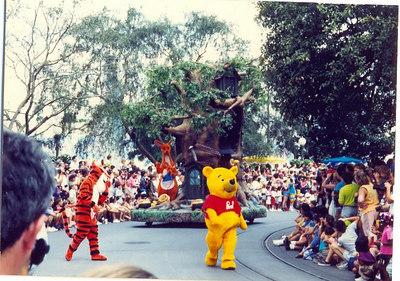 US Visit 1991