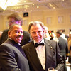My husband and Harvey Keitel at teh Marine Corps Ball 11.14.09