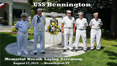 """Wreath Laying Ceremony Video"""