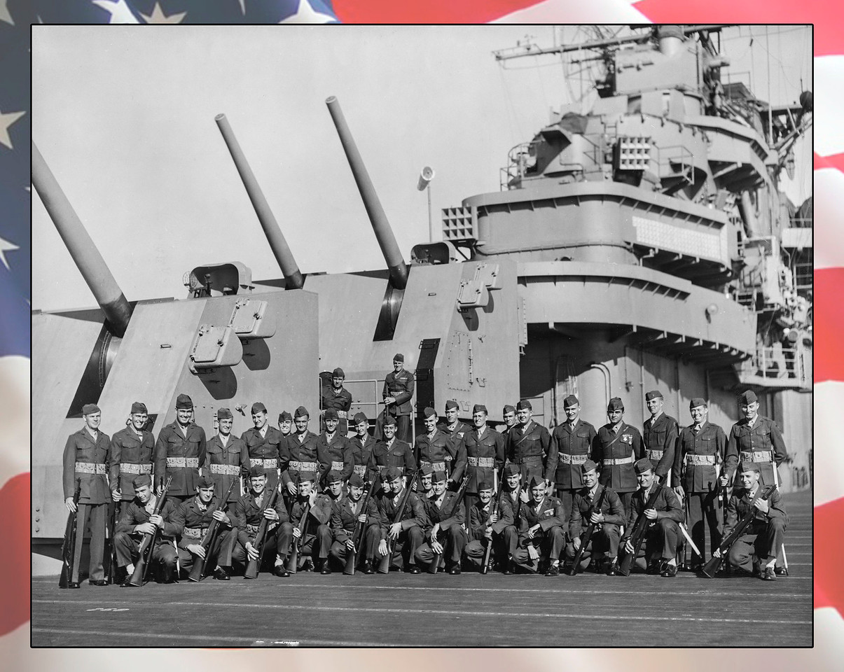 """US Marine Detachment"""