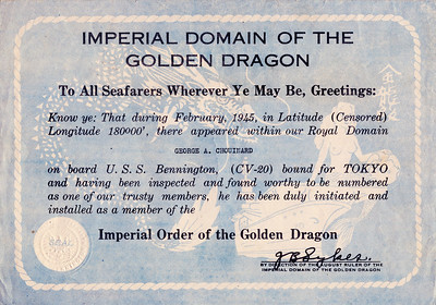 """The Golden Dragon"""